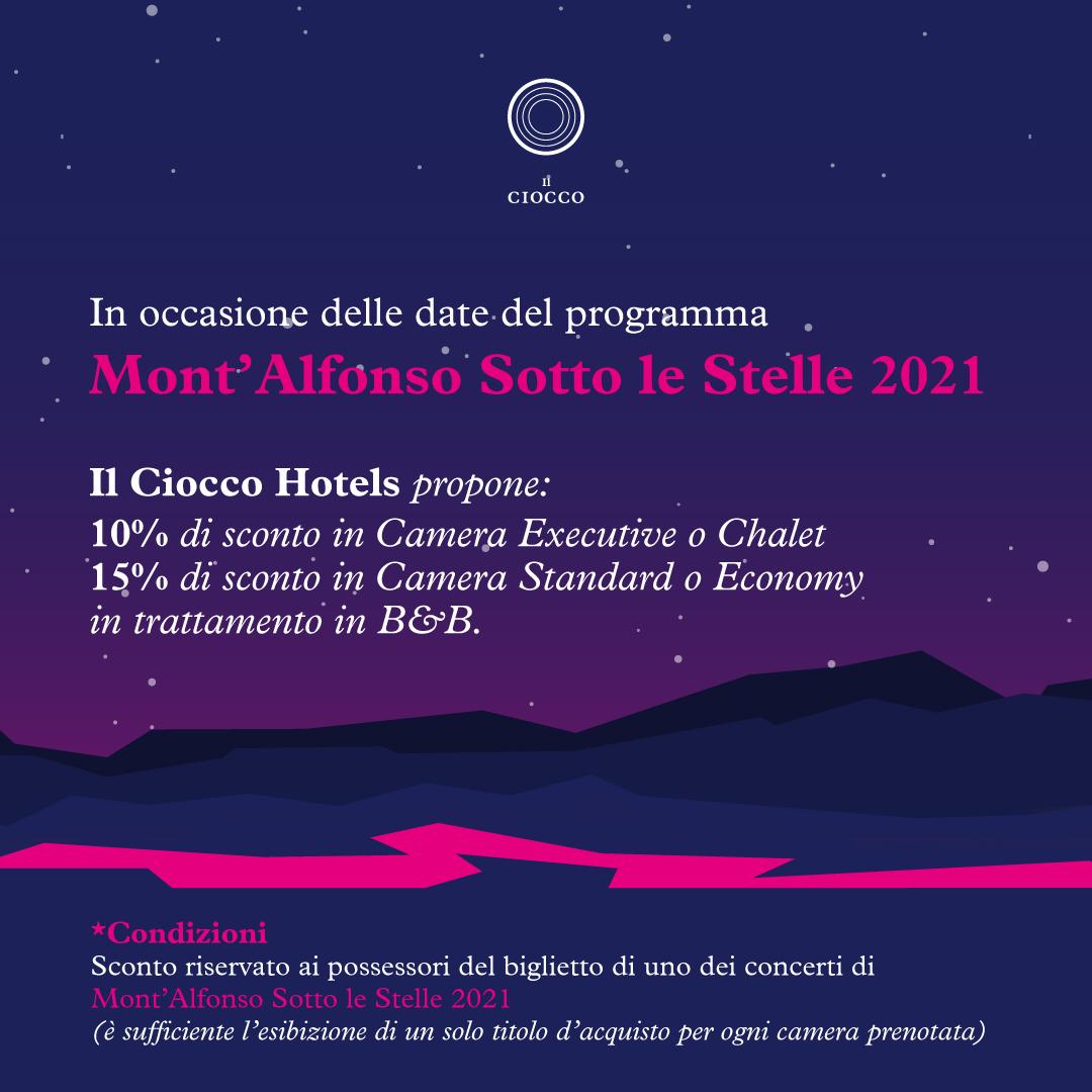 Promo concerti estate 2021 Garfagnana